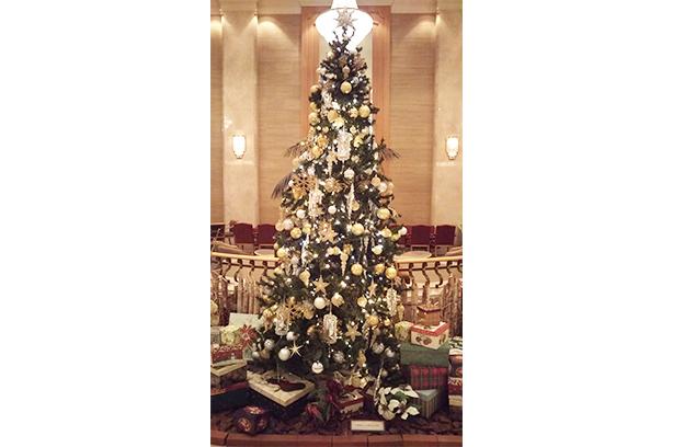 パレスホテルのクリスマス
